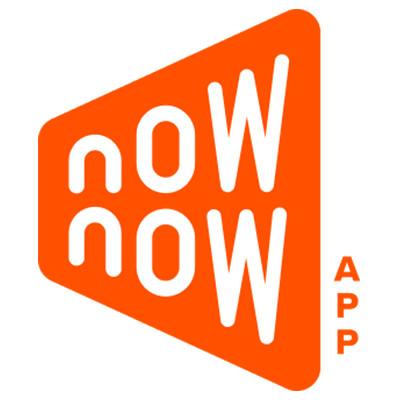 شعار تطبيق ناو ناو (NowNow) 2021 - 400x400 - كوبون عربي