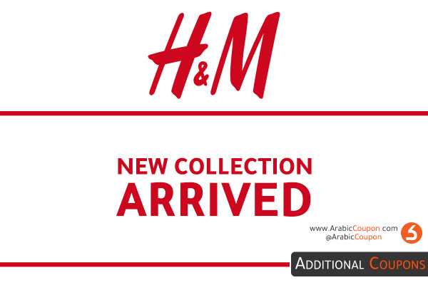 H&M new collection arrived for winter 2020 / 2021 with additional coupons