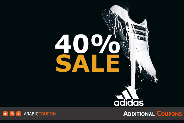 New Adidas discounts / SALE with Adidas coupon