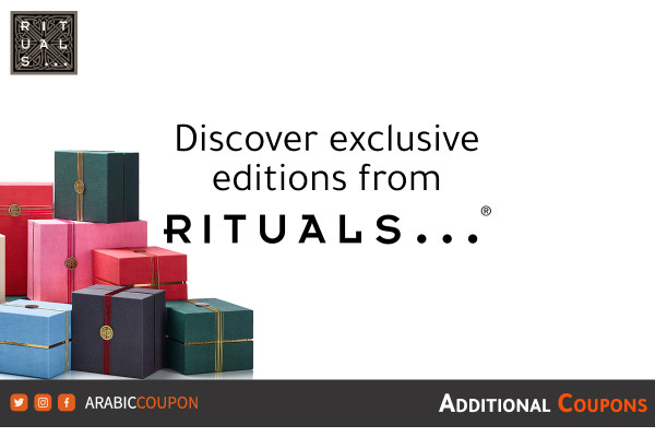 Discover RITUALS Exclusive Editions for online shopping with extra coupons & promo codes