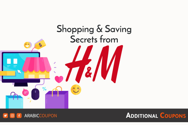 Maximum savings with shopping secrets from H&M