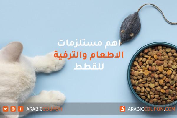 أفضل مستلزمات التغذية والعناية بالقطط للمبتدئين والاباء العاملين