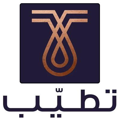 شعار تطبيق / متجر تطيب - 2021 - كودات خصم تطيب - كوبون عربي