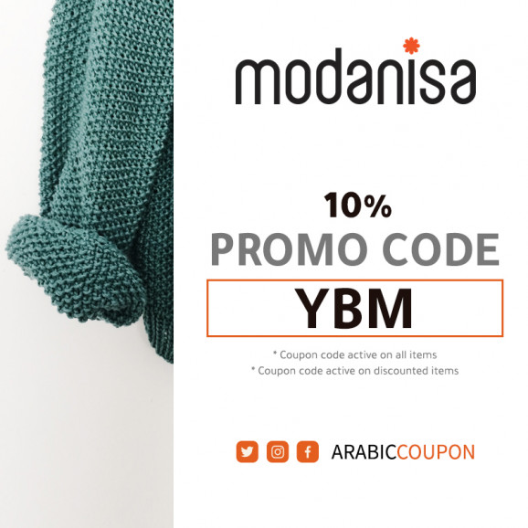Modanisa promo code active 100% on all products - Modanisa coupon in 2021