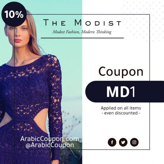 10% The Modist Coupon / Promo code (2020 Discounts)